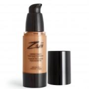 Zuii Organic Base de maquillaje floral líquida - Golden Tan