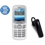 Samsung Guru 312/ Good Condition/ Certified Pre Owned (1 Year Warranty) with Bluetooth