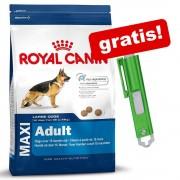 Royal Canin + Trixie pensetă căpușe gratis! - Giant Junior Active, 15 kg