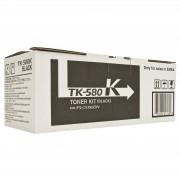 Тонер касета TK 580 Black - 3.5k (Зареждане на TK-580K)