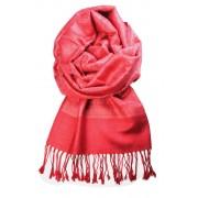 Verona Lux kašmírová šála červená