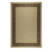 Hnědý kusový koberec Sisalo - délka 190 cm a šířka 133 cm