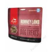 ORIJEN FREEZE DRIED jutalomfalatok Romney Lamb 0,0425kg