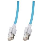 DCK1001BL.7 - MMC Patchkabel Cat.6a S/FTP, 7m, blau DCK1001BL.7