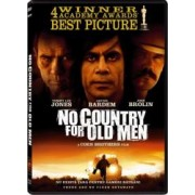 No country for old men DVD 2007