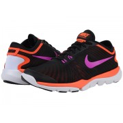 Nike Flex Supreme TR4 BlackTotal CrimsonWhiteHyper Violet