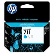 HP 711 Cyan Ink Cartridge, 29-ml (CZ130A)
