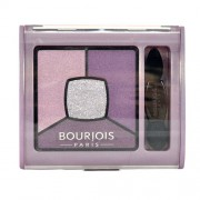 Bourjois Paris Smoky Stories Quad Eyeshadow Palette 3,2G Per Donna 02 Over Rose (Cosmetic)