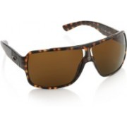 Carrera Over-sized Sunglasses(Brown)