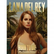 Hal Leonard Lana Del Rey: Born To Die - The Paradise Edition