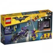 Конструктор ЛЕГО Батман - Жената котка – преследване с мотор, LEGO Batman Movie, 70902