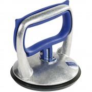 Bohle Saugheber VERIBOR 1-Kopf-Alu-Körper zur Einhandbedienung, Tragfähigkeit 30 kg Scheiben-Ø 120 mm