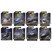 Hot Wheels Vehiculos Batman Premium Pack-8