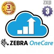 3 anni contratto di assistenza ZXP Serie 3 - ZEBRA OneCare -Z1AE-ZX3X-3C0