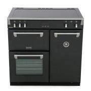Stoves RICH DX S900Ei C 90cm Electric Induction Range Cooker - Black