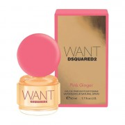 Dsquared² Dsquared2 Want Pink Ginger Eau de Parfum 50 ML