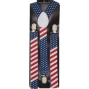 Eccellente Y- Back Suspenders for Men(Multicolor)