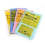 Magic Car Wash Cloth Window Glass Kitchen Cleaning Towel Cloth SET OF 4