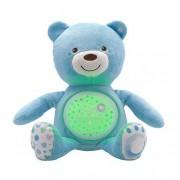 Chicco - Osito Proyector Baby Bear Azul