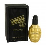 Gilles Cantuel - Arsenal Gold Eau De Parfum Spray Perfume Masculino 100 ML