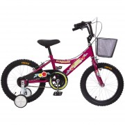 Bicicleta Rodada 16 Kingstone Little Cherry Premium