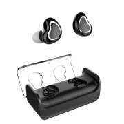[Truly Wireless] Bluetooth 5.0 Twins Stereo In-Ear Earphone Earbuds Lightweight With Charging Case