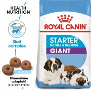 Royal Canin Giant Starter, 15 kg