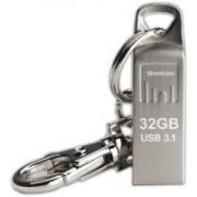 Strontium Nitro Ammo USB 3.1 32 GB Pen Drive(Silver)