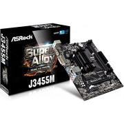 ASRock Motherboard & CPU Combo J3455M