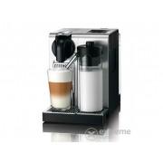 Cafetieră cu capsule Nespresso-Delonghi EN750.MB Lattissima Pro, negru-metal