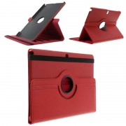 Samsung Galaxy Note Pro 12.2, Tab Pro 12.2 Rotary Leather Case - Red