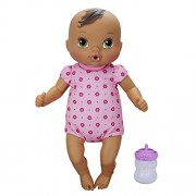 Hasbro Baby Alive Luv N Snuggle Baby Doll Brunette