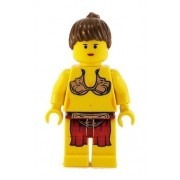 Princess Leia (Slave, YF) - LEGO Star Wars Figure