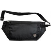 Pack My Bag Neck Pouch(Black)