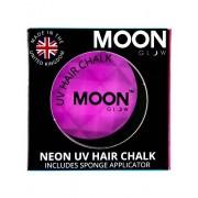 Vegaoo Violett UV-färg för hårslinga Moonglow© 3,5 g One-size