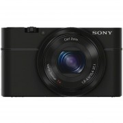 Cámara Digital Sony DSC-RX100 20.2 MP CMOS 3.6x Zoom-Negro