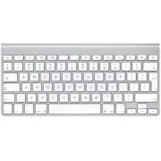 Tastatura Apple Wireless mc184z/b International English (Argintie)
