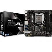 Matična ploča MB LGA1151 Asrock Z370M-ITX/ac, PCIe/DDR4/SATA3/GLAN/7.1/USB 3.1