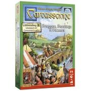 999 Games Carcassonne: Bruggen Burchten & Bazaars