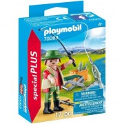Playmobil Figures, Special Plus - Figurina pescar