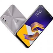 """ASUS ZenFone 5 ZE620KL 6,2"""" FHD+ OctaCore (1,80GHz) 4GB 64GB Cam8/12+8Mp 3300mAh Dual SIM LTE NFC Android 8.0 strieborný"""