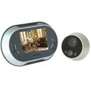 """Spioncino/Occhio magico/Occhiello digitale con display a colori LCD 3,5"""""""