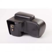 vhbw Kameratasche schwarz für Kamera Nikon CoolPix P900, P900s.