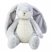 Bunnies by the Bay Doudou lapin gris - grand