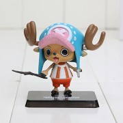 One Piece Tony Chopper figures After 2 Years PVC Action Figure Model Collection 6cm