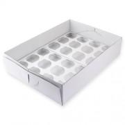 PME Cupcake Box 24 - 9cm high