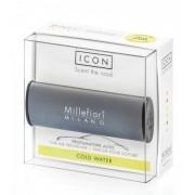 ODORIZANT AUTO Millefiori Milano-Cold Water (aroma fresh, masculina)