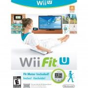 Wii Fit U w/Fit Meter