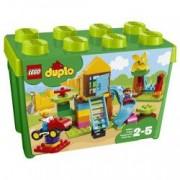 LEGO R DUPLO R Cutie mare de caramizi pentru terenul de joaca 10864