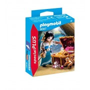 Playmobil special Plus Playmobil 9087 - Pirate Woman With Treasure Chest